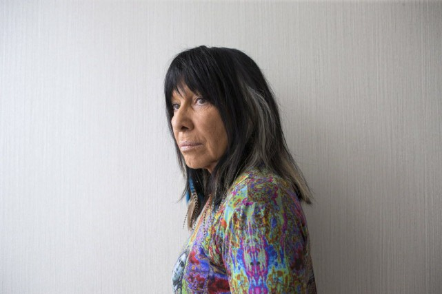 Buffy Sainte-Marie s'est dite dégoûtée et blessée de... (Photo Chris Young, La Presse canadienne)
