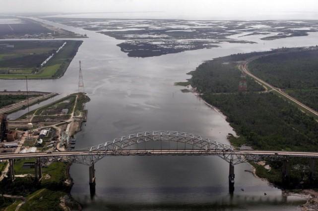 Un ambitieux projet dans le Mississippi devrait éviter... (Photo Alex Brandon, archives AP)