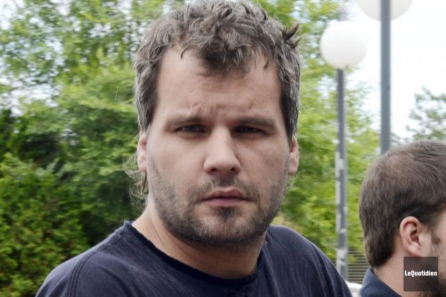 Charles Voyer fait face à des accusations de... ((Photo Le Quotidien-Rocket Lavoie))