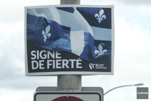 Le candidat du Bloc québécois dans Gatineau, Philippe... (Patrick Woodbury, LeDroit)