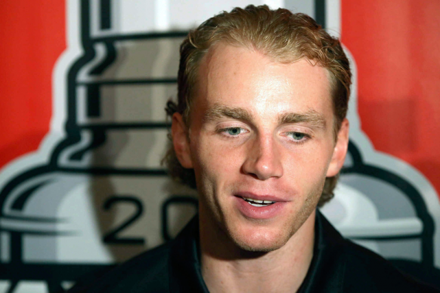Patrick Kane... (Photo Daniel White, archives AP)