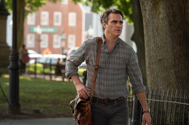 Le nouveau professeur d'une petite faculté du Rhode... (Photo fournie par Sony Pictures)