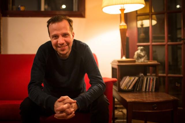 Le réalisateur Philippe Lesage présentera son film Les... (PHOTO OLIVIER PONTBRIAND, ARCHIVES LA PRESSE)