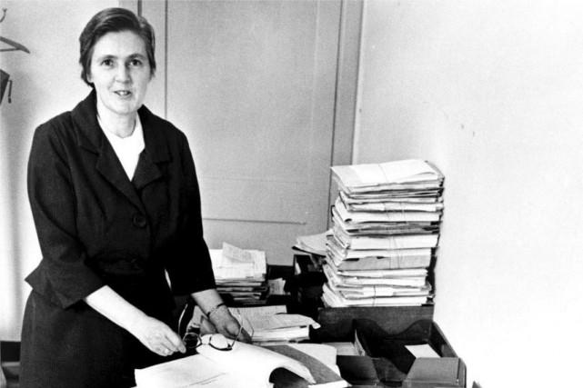 Au début des années 1960, Mme Kelsey était... (Photo Reuters)