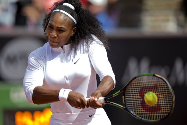 Serena Williams, en Suède, en juillet dernier.... (Photo Adam Ihse, Reuters)
