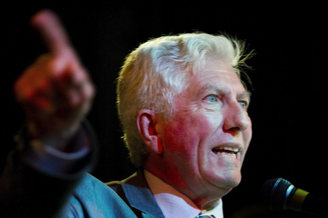 Gille Duceppe... (Photo Graham Hughes,La Presse canadienne)
