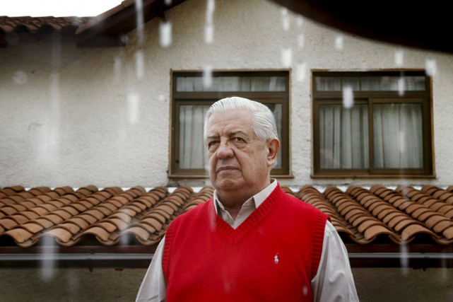 Manuel Contreras aété le créateur et unique directeur... (Photo Carlos Barria, archives Reuters)