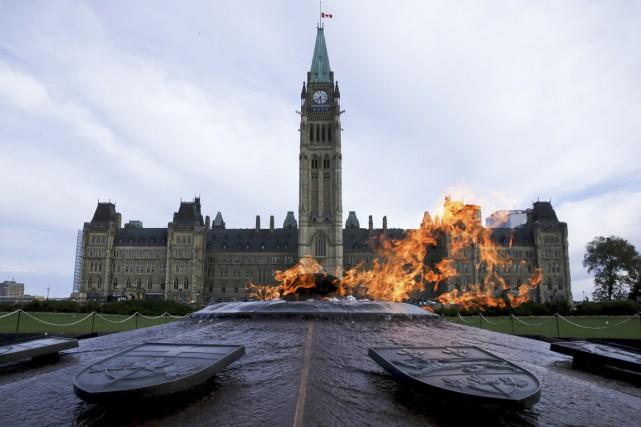 Rare unanimité sur la scène politique fédérale: les élections à date fixe... (Photo Blair Gable, archives Reuters)