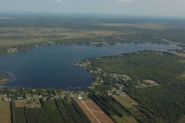 Si rien n'est fait, le lac à la... (Photo: Sylvain Mayer)