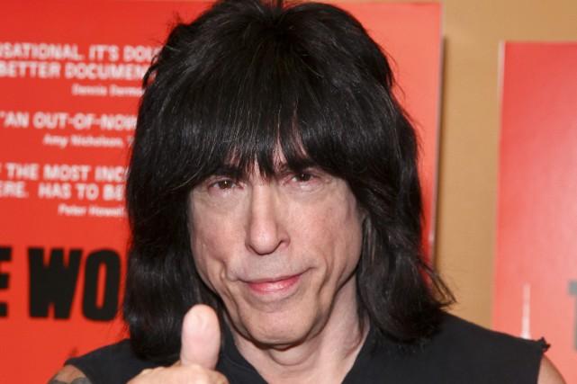 Marky Ramone, unique survivant des Ramones, l'un des... (Photo Andy Kropa, AP/Invision)