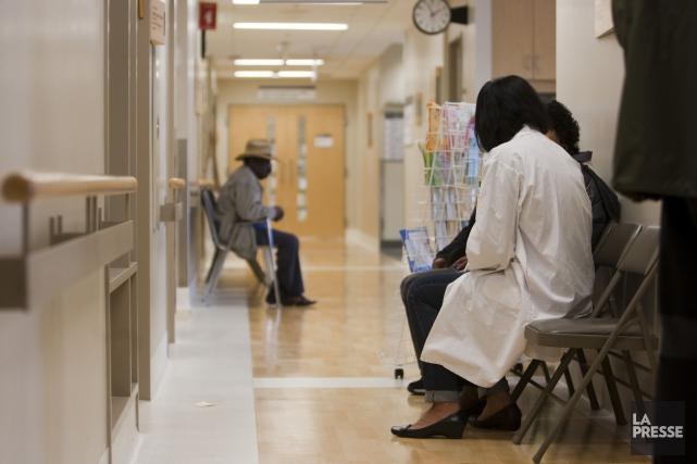 Rares sont les personnes qui tombent gravement malades;... (PHOTO ARCHIVES LA PRESSE)