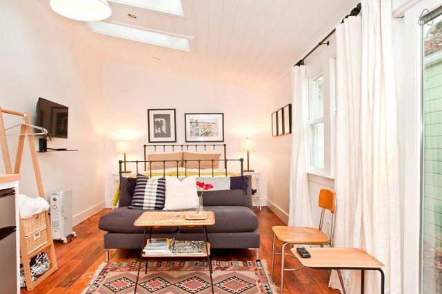 Airbnb permet de louer une chambre ou un... (Photo tirée du site airbnb.ca)