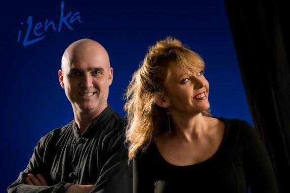Robert Len et Carole Meneghel forment le duo... ((Courtoisie))
