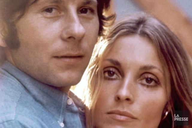 Roman Polanski et Sharon Tate dans les années... (AFP)