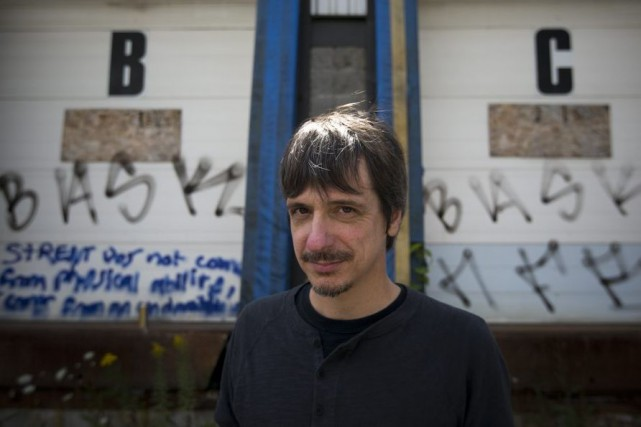 PHOTO FRANCOIS ROY, LA PRESSE-MONTREALPortrait du cineaste Philippe...