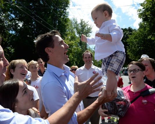 «À force d'entendre les aspirants députés répéter «qu'il... (Photo Ryan Remiorz, La Presse Canadienne)