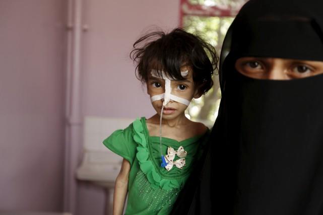 «Affamer délibérément les civils dans les conflits internationaux... (PHOTO Khaled Abdullah, REUTERS)