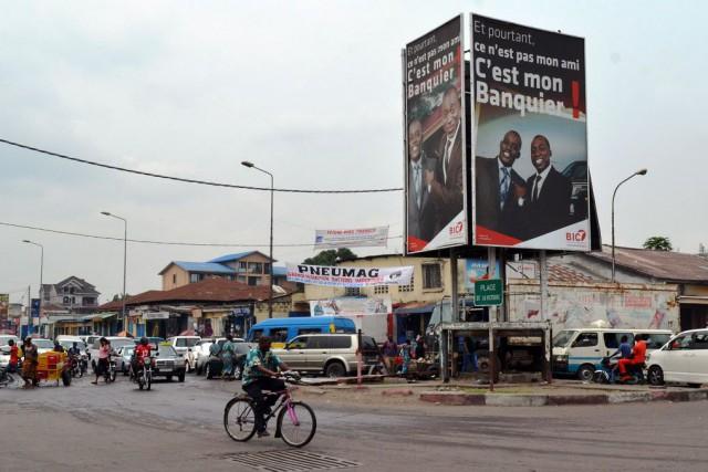 La RDC traverse une crise politique depuis la... (PHOTO PAPY MULONGO, AFP)