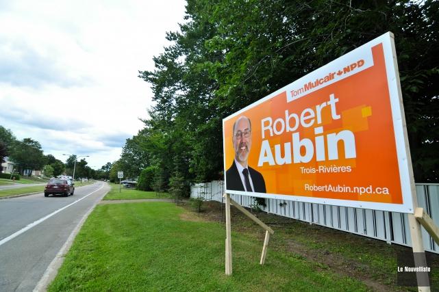 Les électeurs du district de Trois-Rivières-Ouest ont vu... (Photo: Émilie O'Connor Le Nouvelliste)