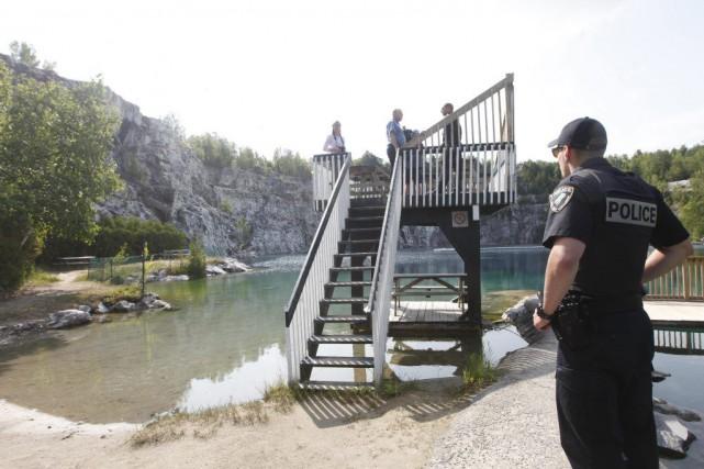 Les incidents fâcheux sur les plans d'eau se... (Simon Séguin-Bertrand, LeDroit)