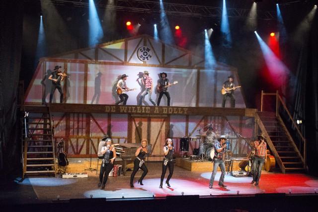 L'intérêt d'un producteur américain pour le spectacle Cowboys de Québec Issime...