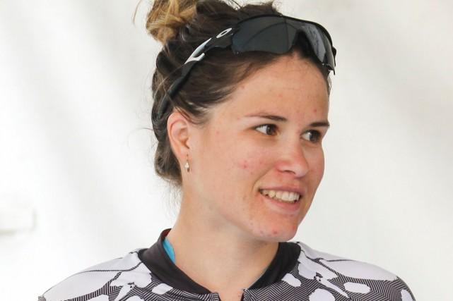 Karol-Ann Canuel a terminé deuxième au classement général... (Patrick Woodbury, Archives LeDroit)