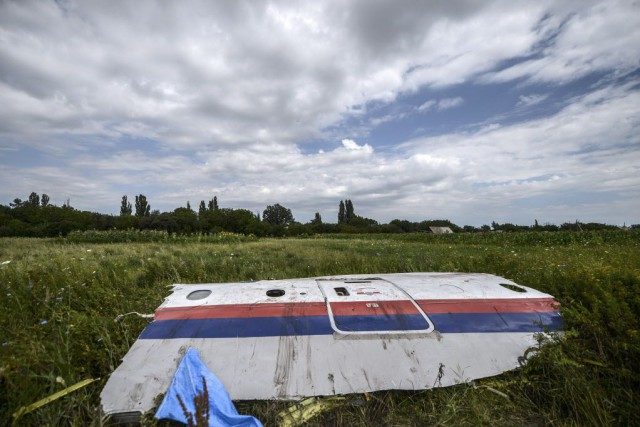 Le Boeing 777 de la Malaysia Airlines avait... (PHOTO BULENT KILIC, AFP)