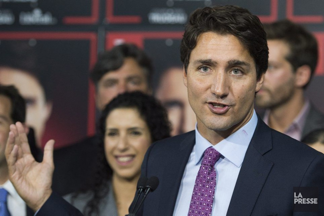Durant la campagne électorale, Justin Trudeau avait promis... (Photo Graham Hughes, archives La Presse canadienne)