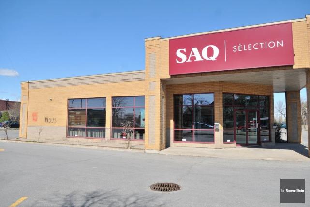 La SAQ située sur la rue Jacques-de-Labadie à... (Photo: archives Le Nouvelliste)