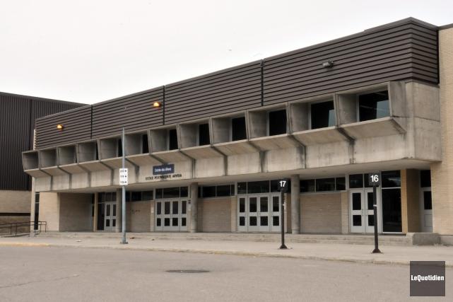 L'École polyvalente Arvida sera désormais dirigée par Yves... ((Archives Le Quotidien))