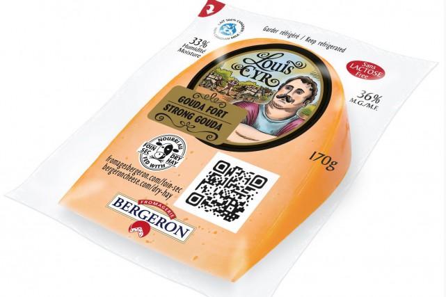 Le fromage Louis Cyr de La Fromagerie Bergeron,... (Photo tirée du site www.fromagesbergeron.com)