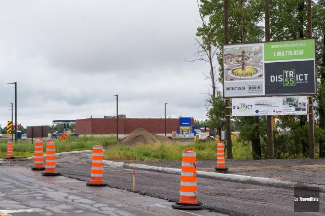 Plusieurs espaces sont disponibles à Trois-Rivières pour les... (Photo: Olivier Croteau Le Nouvelliste)