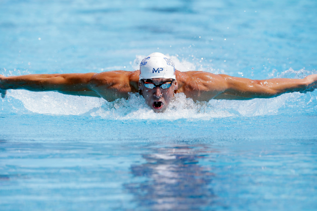 Michael Phelps... (Photo Eric Gay, AP)