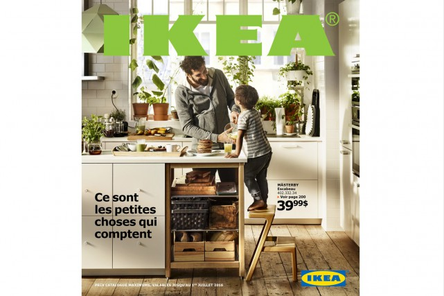 Le catalogue 2016 d'IKEA...