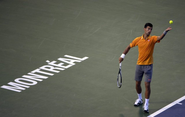 Novak Djokovic.... (USA Today Sports)