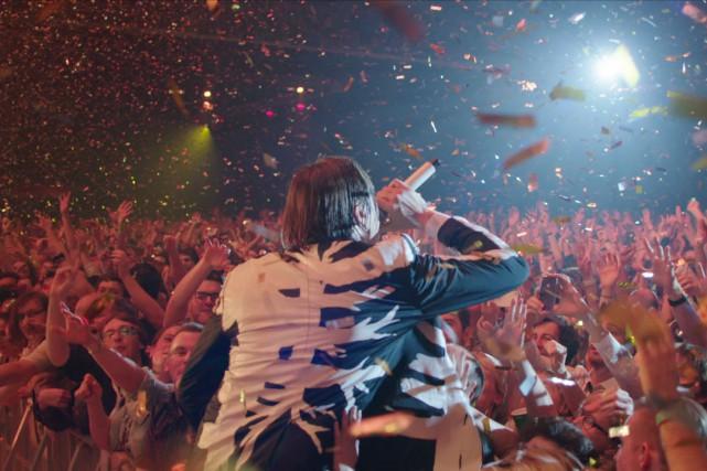 Le groupe montréalais Arcade Fire a aussi droit... (PHOTO FOURNIE PAR LE TIFF)