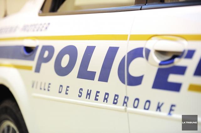 Le taux de criminalité continue de diminuer à Sherbrooke. (ARCHIVES LA TRIBUNE)