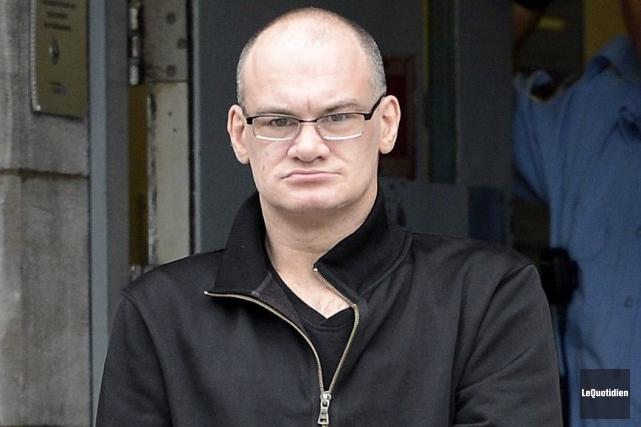 Stéphane Turcotte a écopé d'une peine de 36... ((Photo Le Quotidien, Jeannot Lévesque))