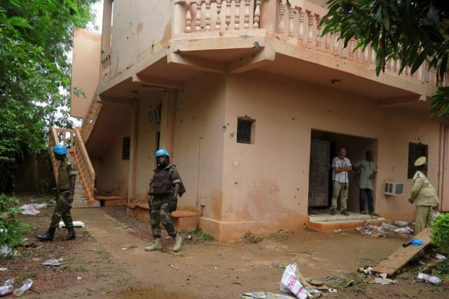 Les suspects sont des disciples du prédicateur islamiste... (PHOTO Adama Diarra, REUTERS)