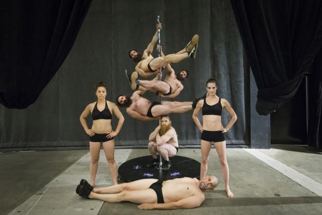 Jusqu'au 29, l'iconoclaste Cirque Alfonse présente à Édimbourg...