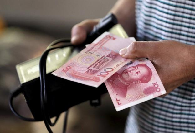 La Chine cherche à faire en sorte que... (PHOTOJASON LEE, ARCHIVES REUTERS)
