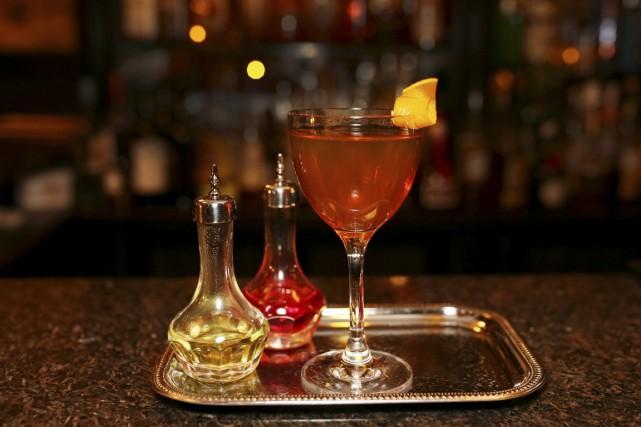 Le Toronto Temperance Society, un club privé à...