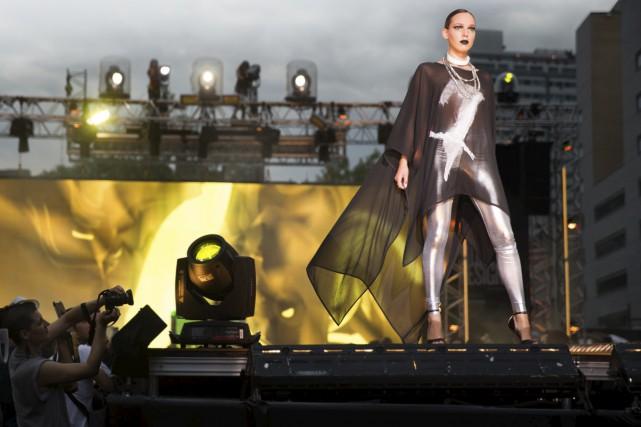 Le 15e Festival Mode et Design (FMD) s'installe...