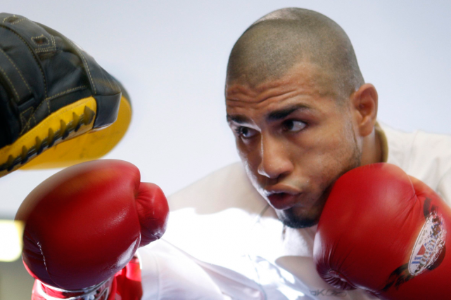 Miguel Cotto... (Photo archives Reuters)