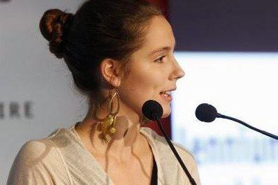 Dr Geneviève Bois, porte-parole de la Coalition québécoise... ((Courtoisie))