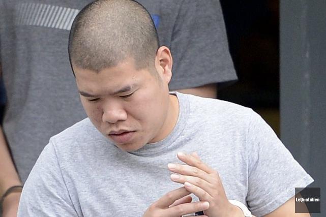 Tuan My Truong s'en est pris physiquement à... ((Photo Le Quotidien-Rocket Lavoie))