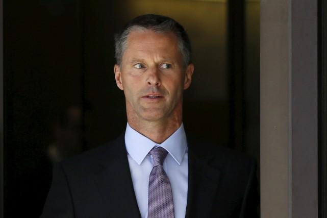 L'ancien chef de cabinet du premier ministre Stephen... (PHOTOChris Wattie, REUTERS)