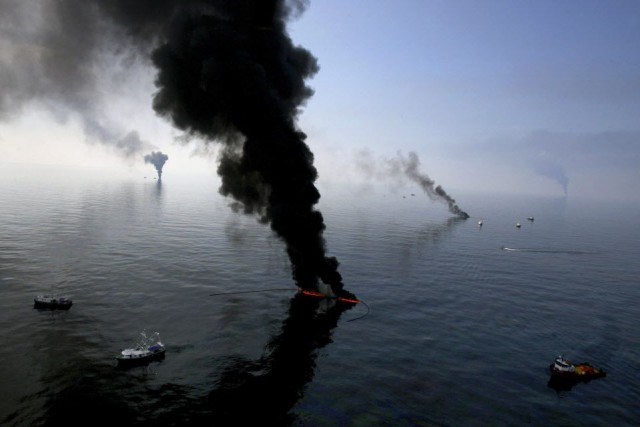 La filiale Southeast Gulf Texas de BP avait... (Photo Sean Gardner, archives Reuters)