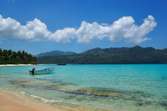 Une plage en République dominicaine.... (PHOTO THINKSTOCK)