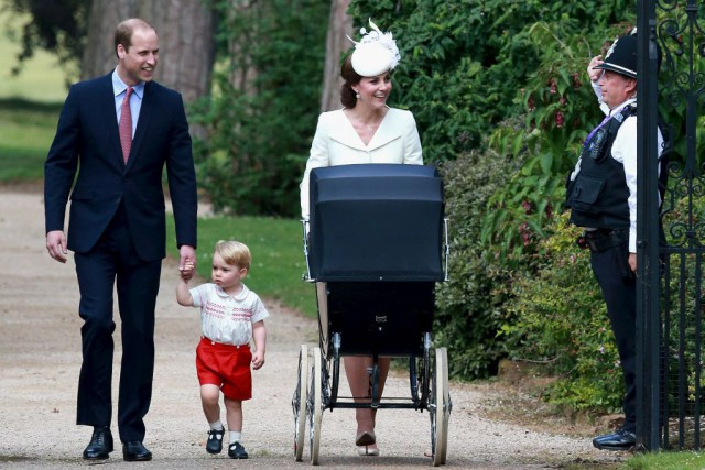 Ce n'est pas la première fois que William... (Photo Chris Jackson, Reuters)